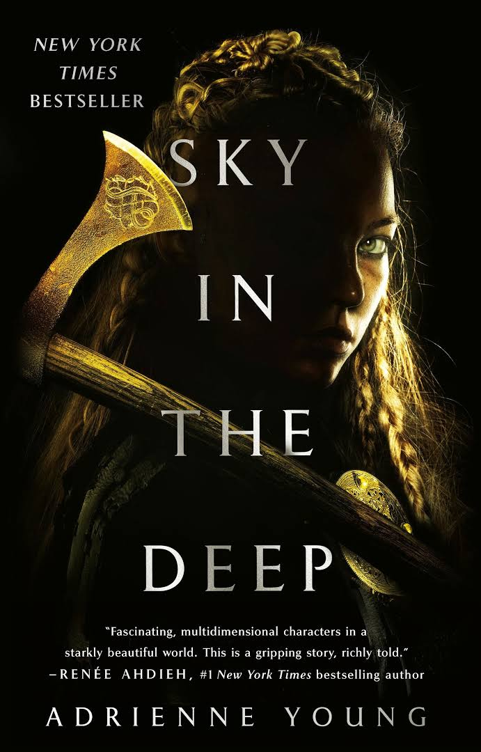 sky in the deep - adrienne young book