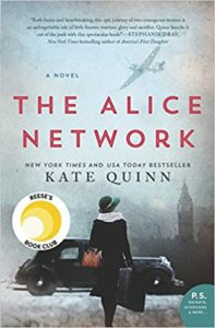 the alice network kate quinn book