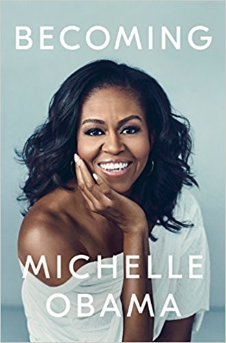 becoming michelle obama biography