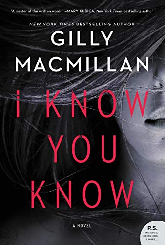 i know you know gilly macmillan