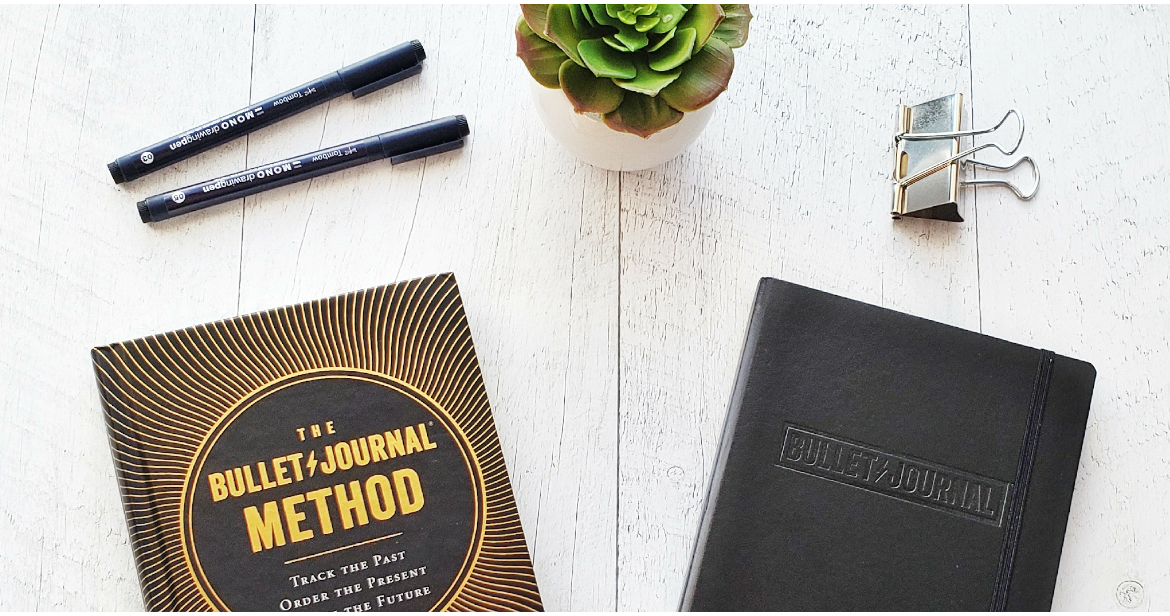 bullet journal method review unboxing