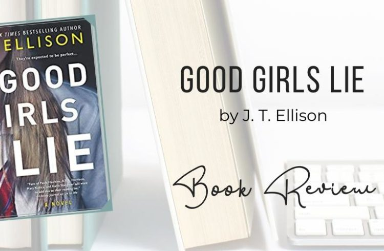 Good Girls Lie, a novel about school girls, family tragedy, forbidden affairs, secret societies and murder... Read more to find out why I gave Good Girls Lie 3 stars!